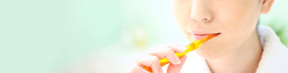 予防歯科の治療例